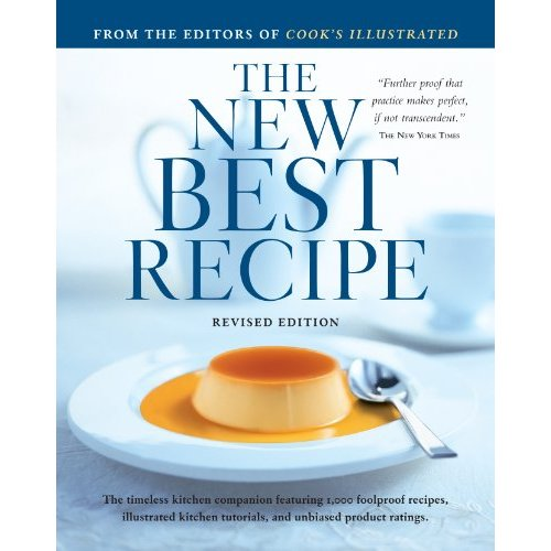 Cover of The New Best Recipe